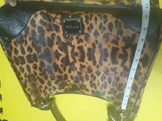Repriced Leopard Anne Klein Brand New