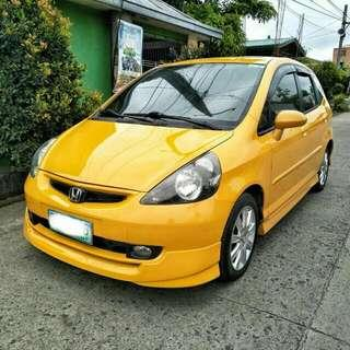 2007 Honda Jazz GD MMC 1.5L Top Of The Line Vs Focus Vios Civic Fd