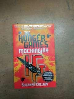 The Hunger Games Mockingjay by Suzanne Collins