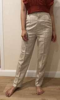 Khakhi korean pants