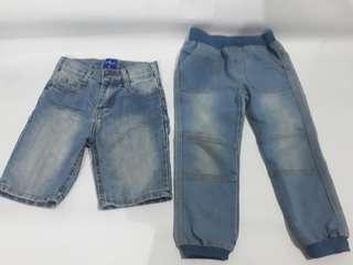 "4T Shorts and Pants ""2 for 280"""