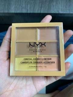 NYX Conceal Correct Contour medium