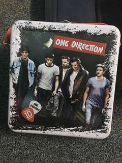Box one direction limited