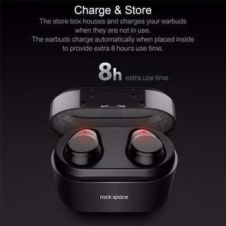 """Black Friday Sale"" Wireless Earphone With 8 hrs Charging"