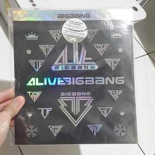 Big Bang Alive Tour Original Merchandise Sticker by YG Ent