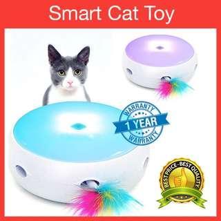 SmartPaw - Smart Interactive Cat Toy