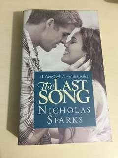英文小說 The Last Song