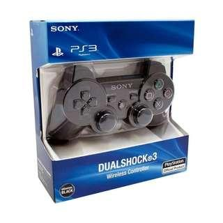 PROMO !!! Stick Sony PS3 Wireless Original Product (OP) Hitam