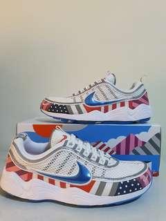 Parra X Nike Spiridon BNDS US8