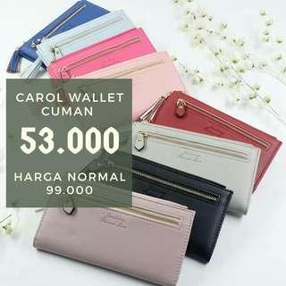 SALE 44% Jims Honey Carol Wallet