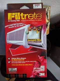 Filtrete Air Cleaning Filter (Brand New in Box)