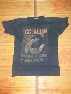 Vintage Punkrocker Shirt
