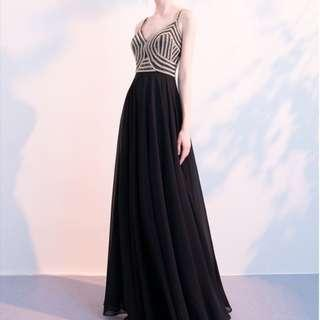 Ladies - Selina Simplicity Evening Gown L1858