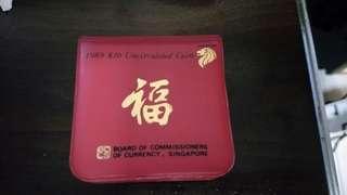 Box for coin (zodiac )