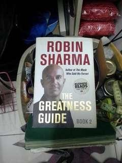 Robin sharma the greatness guide book 2