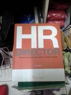 HR DIRECTOR THE ARTHUR ANDERSEN GUIDE TO HUMAN CAPITAL 2000 EDITION