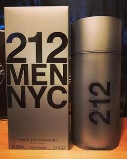 Carolina Herrera 212 Men Perfume