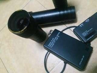 Kodak S-AV infrared remote control model TF type II