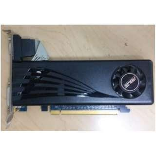 Asus Graphics Card - EN8400GS/DI/512MD2(LP) - Power By NVIDIA GeForce 8400GS