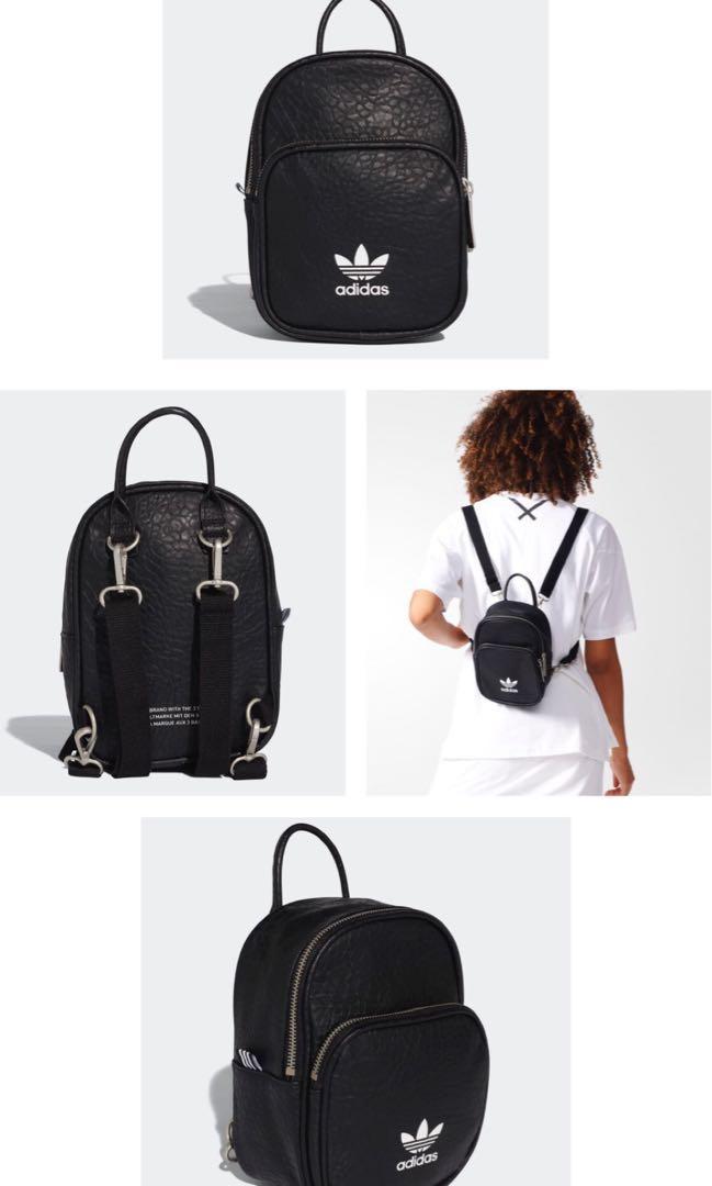 7957068df87f0 Adidas Classic Mini Backpack
