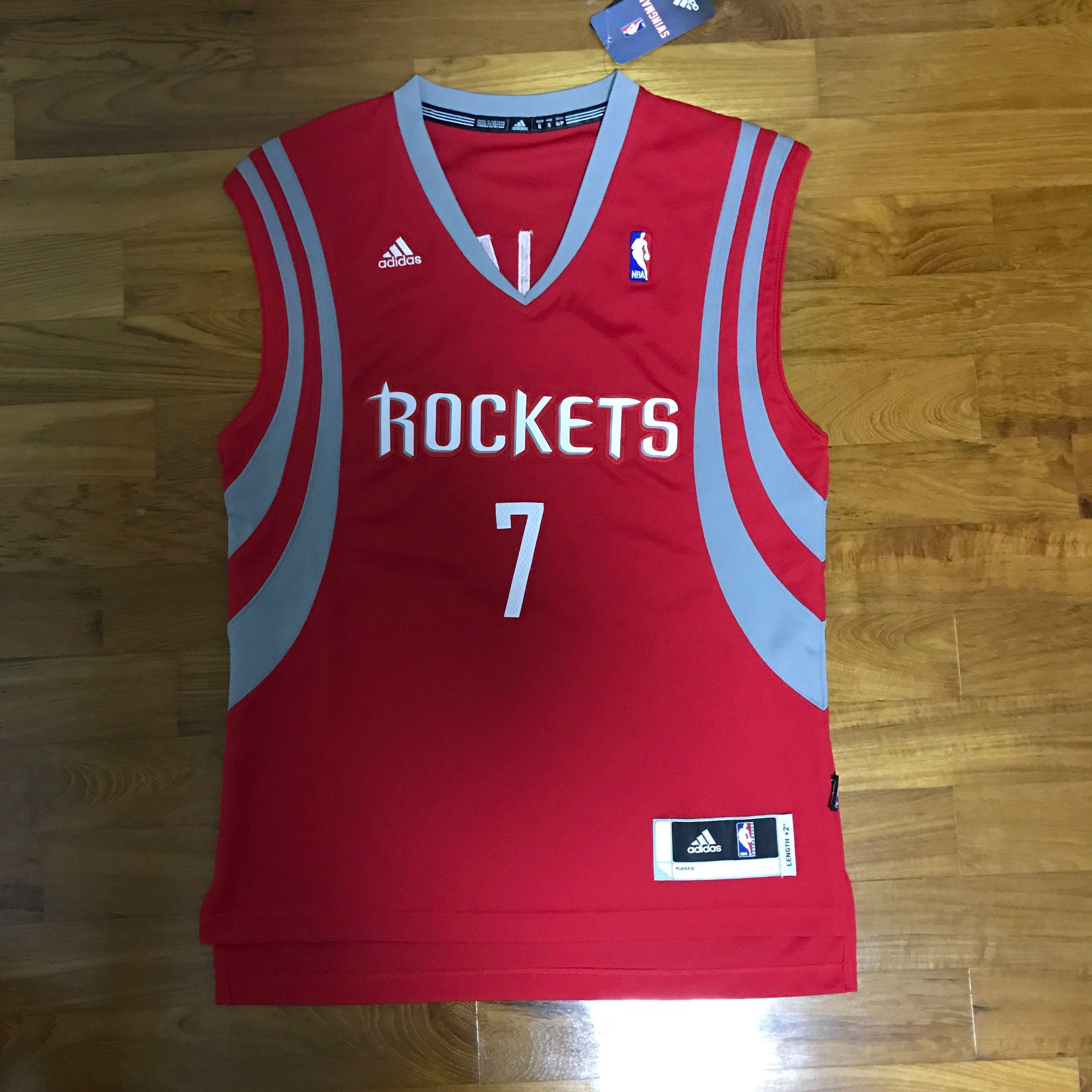 hot sale online d3907 b59c3 Adidas Swingman NBA Houston Rockets Jeremy Lin Jersey ...