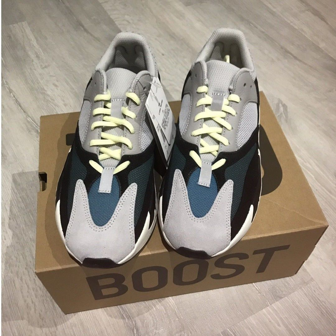 cc3aade7791eb Adidas Yeezy 700 OG Wave Runner Brand New 100% Authentic SIZE UK 7.5 ...