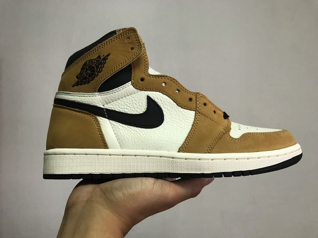 "52584c4b54012e Air Jordan 1 Retro High OG ""Rookie of The Year"""