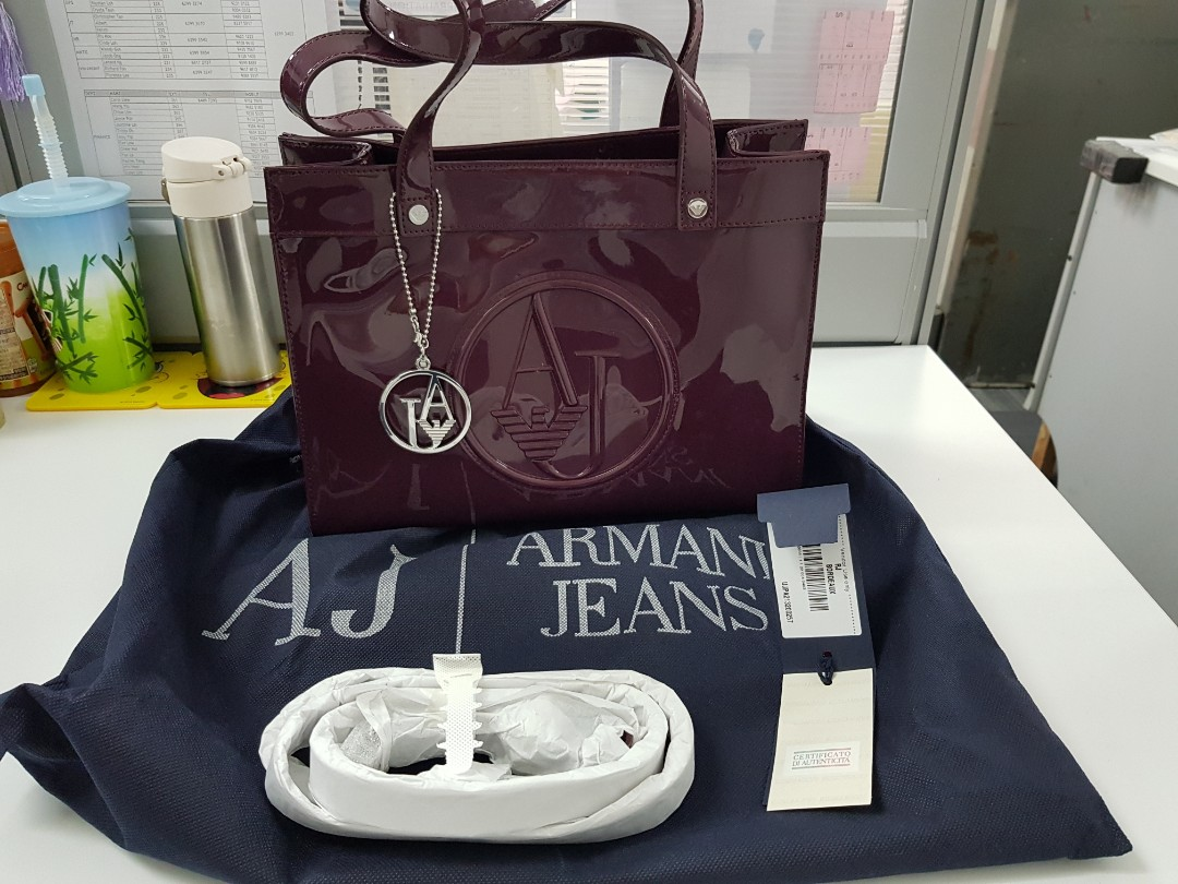 Armani jeans sling bag 735bed9f5de46