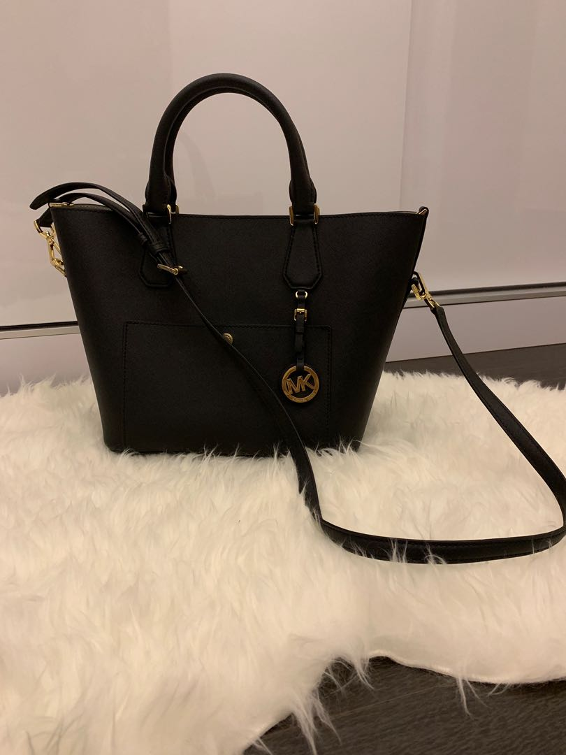 6be2caf6a15d BN Michael Kors Greenwich Bag