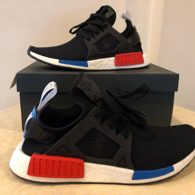 f456f5b73 BNIB Adidas NMD XR1 OG Core Black BY1909 (US 8.5 UK 8 EU 42)