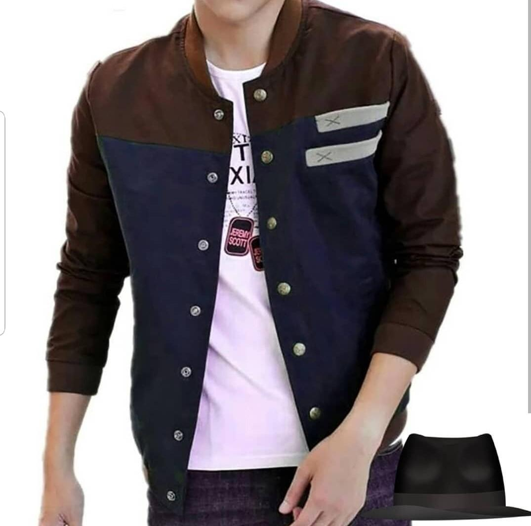 BOMBER JACKET, Men's Fashion, Clothes, Outerwear on Carousell