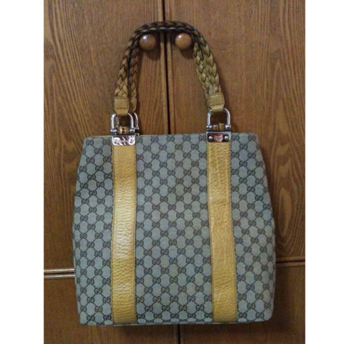 06a244a5e2081d Brand New Gucci Borsa Bag, Luxury, Bags & Wallets, Handbags on Carousell