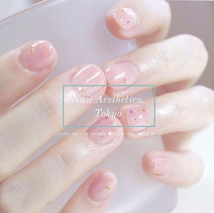Full set Hard gel | Japanese Soft gel - 中環 擺花街 Nail Aesthetics - Fabulash