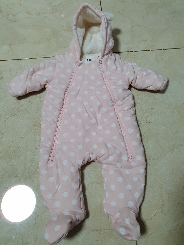bf4040fcc Gap Baby Girl Winter Wear 3 to 6months 60cm