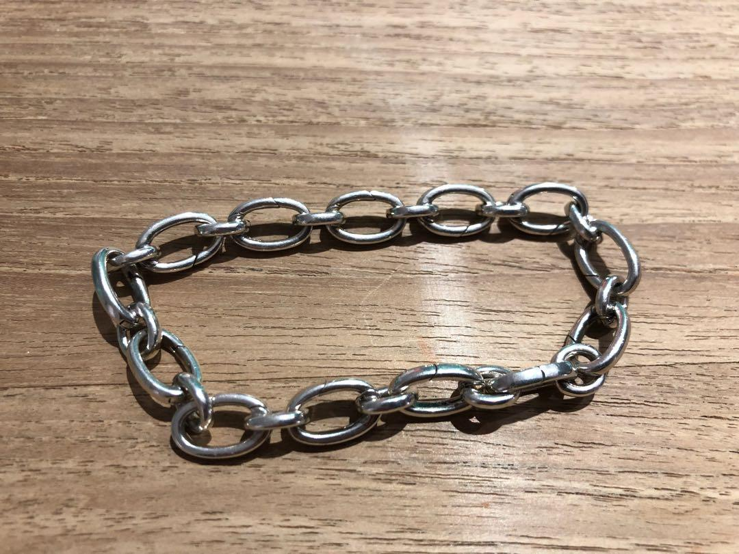 Genuine Tiffany & Co clasping link bracelet rrp $1050