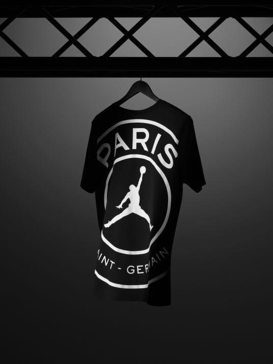 deb87476 Jordan X Paris Saint German T-Shirt, Men's Fashion, Clothes, Tops on ...
