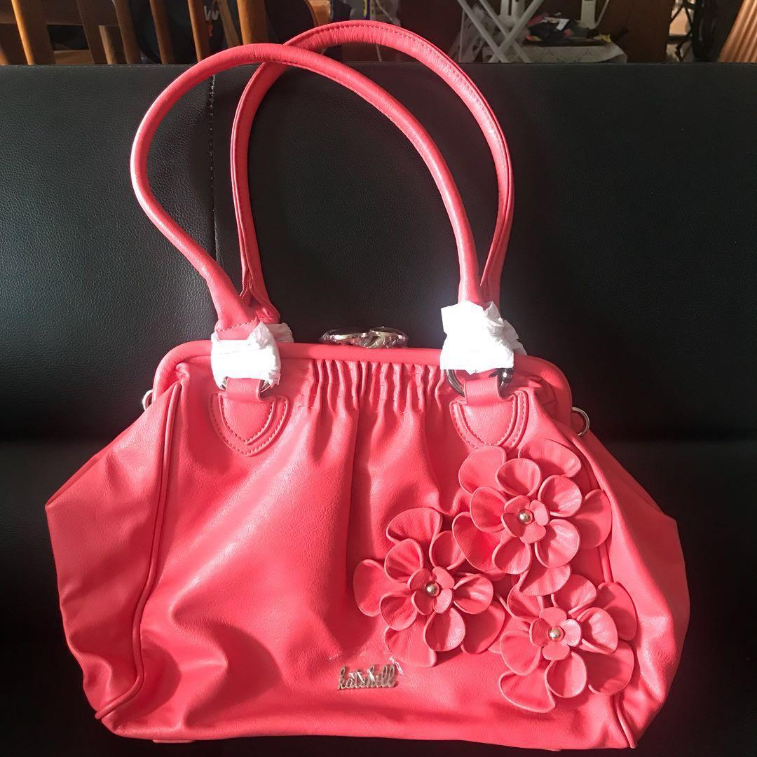 Kate Hill Handbag Women S Fashion