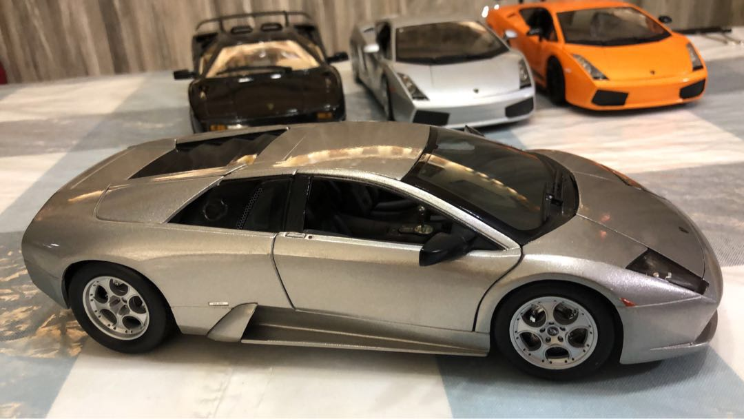 Lamborghini Murcielago Toys Games Bricks Figurines On Carousell