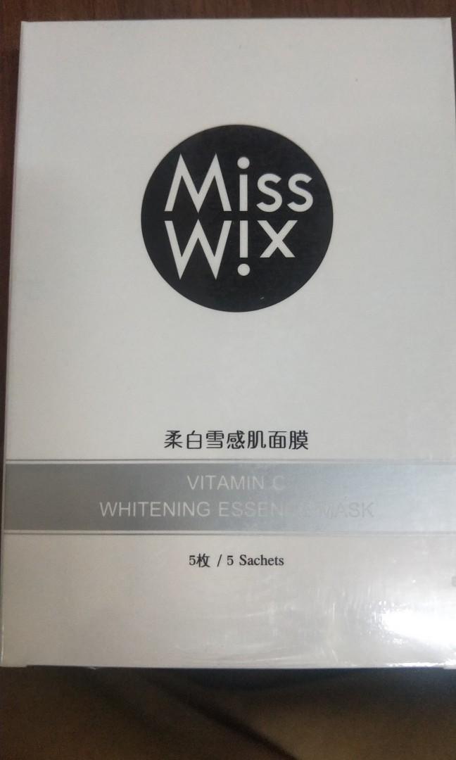 Miss Mix柔白雪感肌面膜