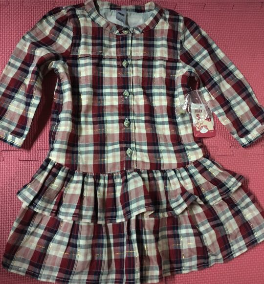 af22cf3032d8 Plaid dress