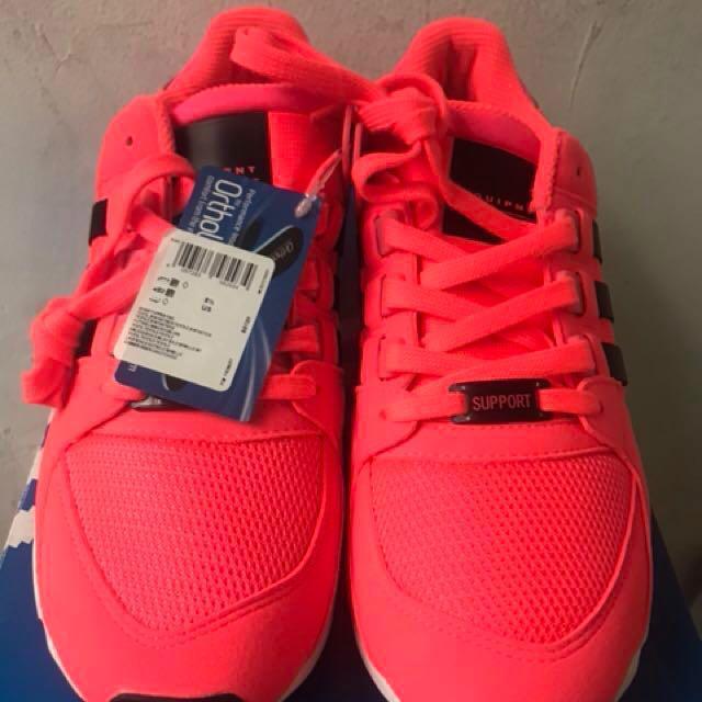 best online 50% price coupon codes Promo Adidas Originals EQT Support RF Turbo BB1321 BNIB ...