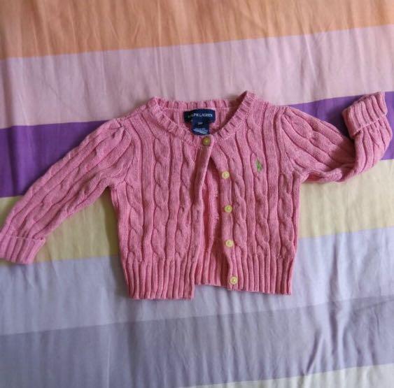 c6240ecac Ralph Lauren Baby Girl Cardigan