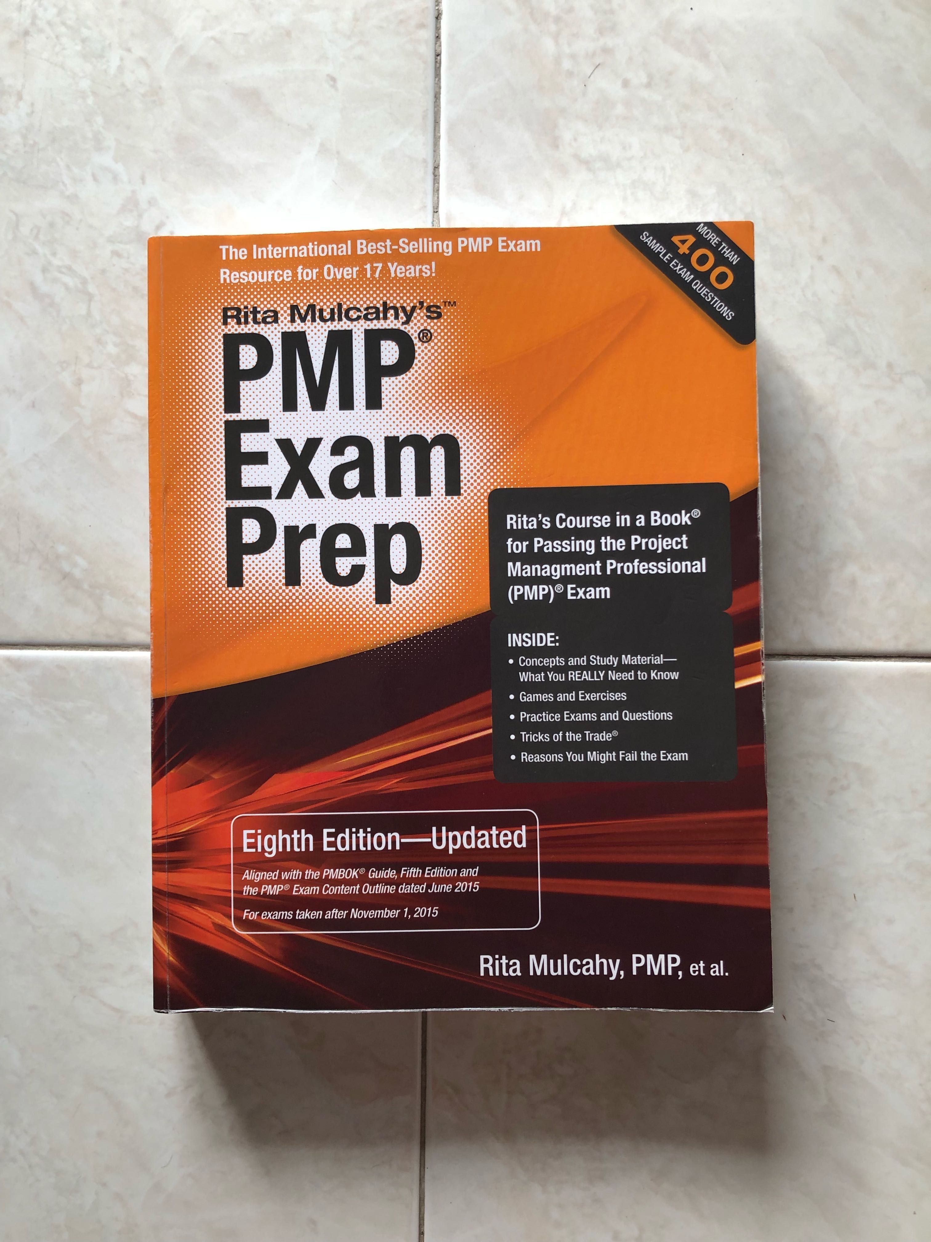 pmp exam prep 8th edition pdf torrent