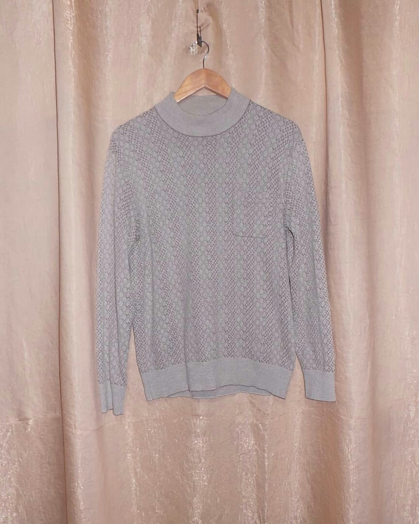 f092fa25 SALE Men's Knit Sweater, Men's Fashion, Clothes, Tops on Carousell