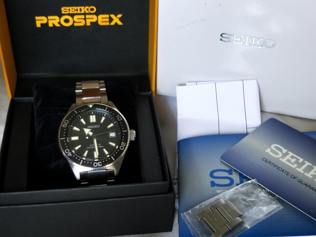 Seiko Prospex SBDC051/SPB051 (62MAS) Reissue, Men's Fashion