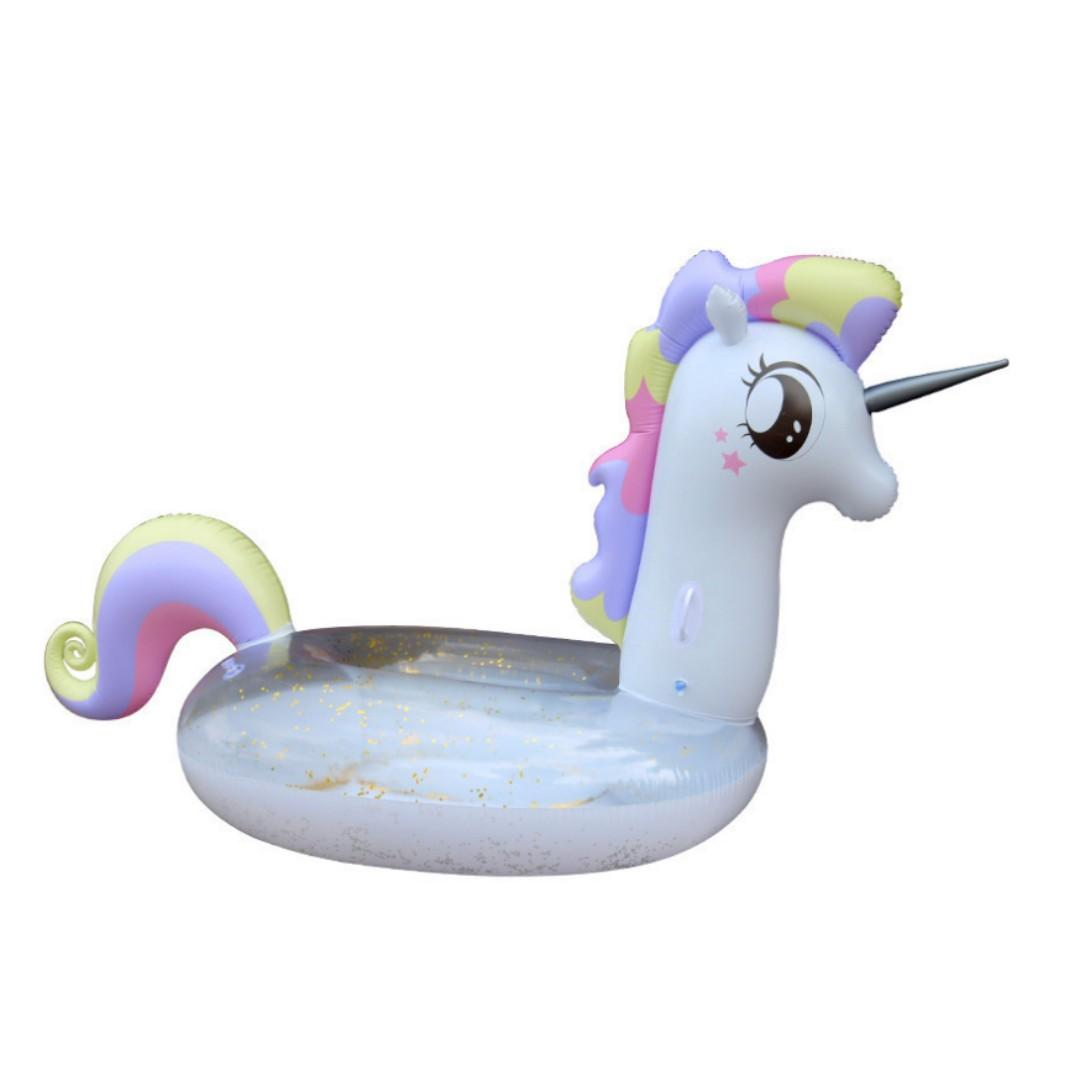 Sequine Princess Horse - Giant Adult Inflatable Pool Float