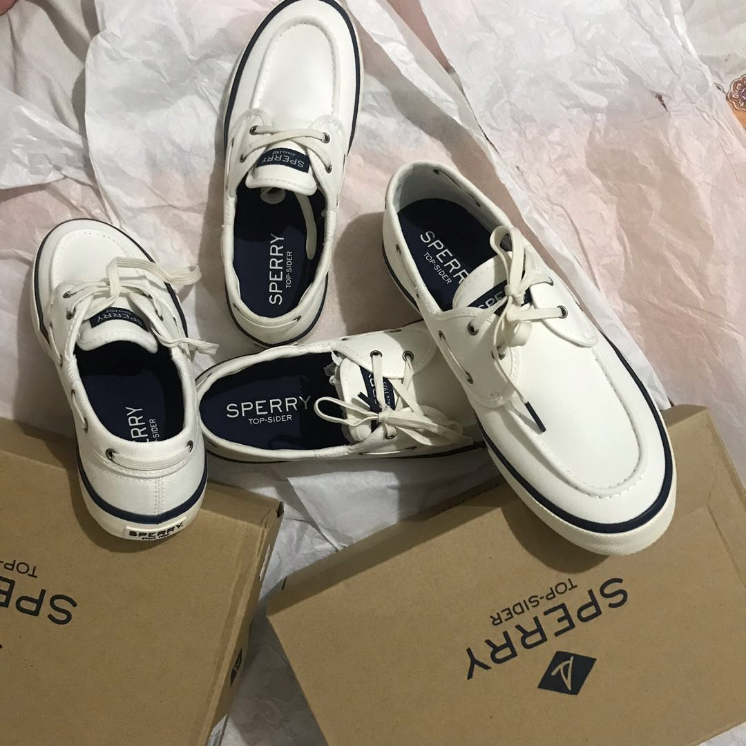 406d102f75 Size 4 Sperry Captains 2 Eye