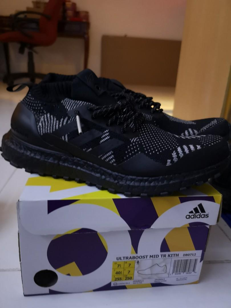 Ultraboost Mid Kith non native