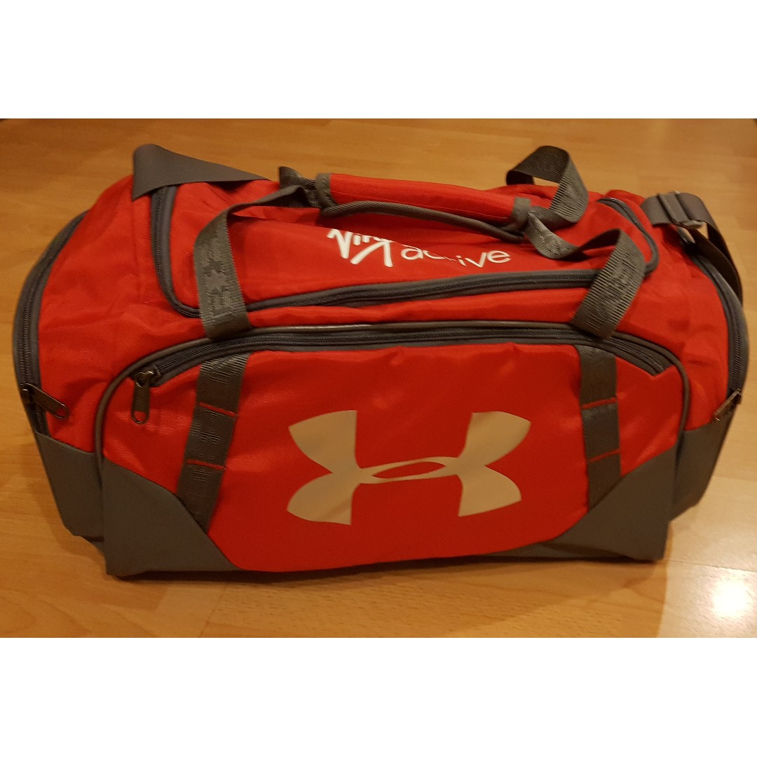 Under Armour x Virgin Active Undeniable 3.0 Small Duffle Bag 4535f7bb4508c