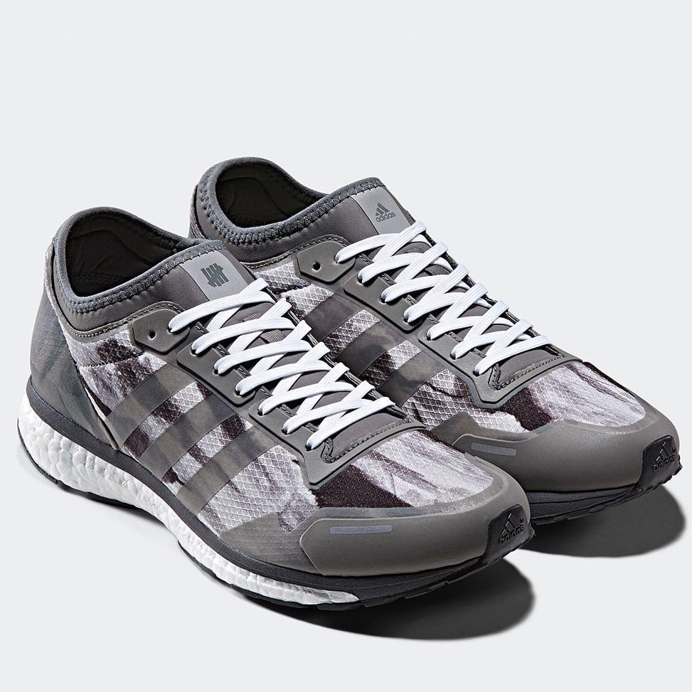 the best attitude 21bba 1da27 Offer me! WTSWTT ADIDAS X UNDEFEATED ADIZERO ADIOS 3 (Shift